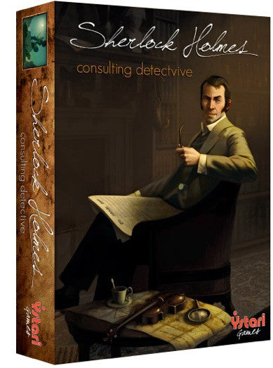 Sherlock Holmes, Consulting Detective - $42.00