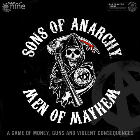 Sons of Anarchy: Men of Mayhem - $40
