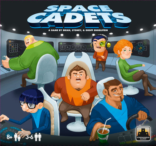 Space Cadets - $55.00