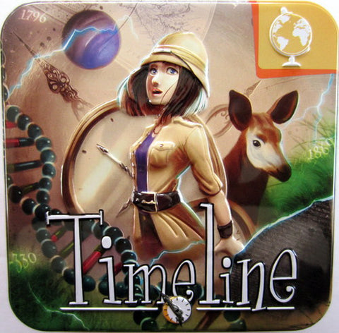 Timeline: Science & Discoveries - $14.00