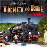Ticket to Ride: Marklin Edition - $57