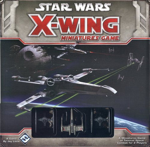 Star Wars: X-Wing, Core Set - $49.00