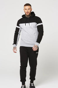 MITCHEL Full Tracksuit - Black