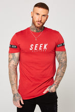 Load image into Gallery viewer, ADAMSON T Shirt - Red