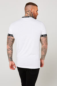 LOCKHART T Shirt - White