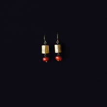 Load image into Gallery viewer, THE TUBE EARRINGS