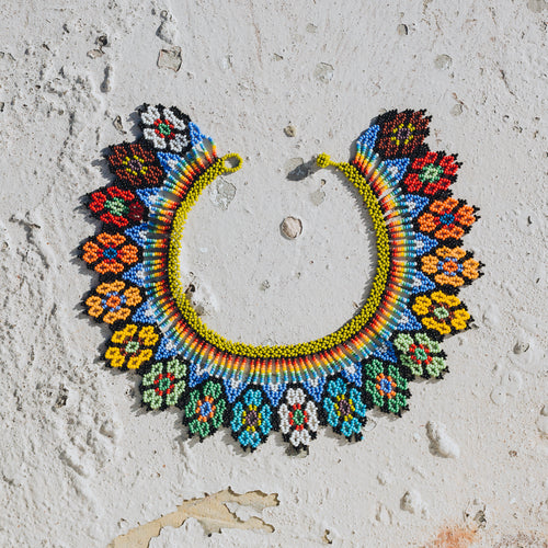 EMBERA COLLECTION  MULTICOLOR COLLAR