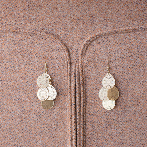 EARRINGS MILANO BY NANNI