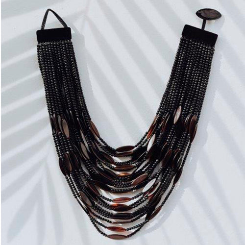 24 STRANDS NECKLACE