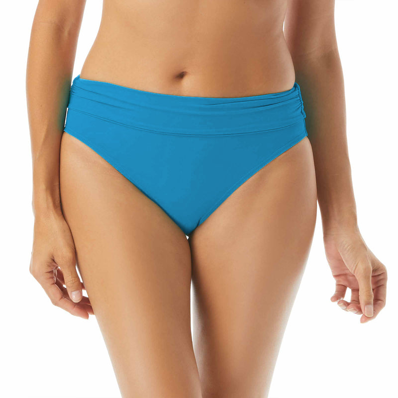 Coco Reef Impulse High Waist Rollover Bottoms