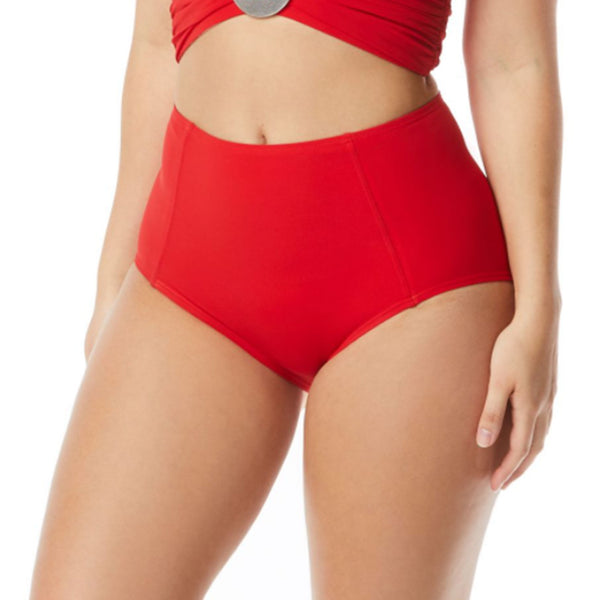 Coco Reef Garnet Hi Waist Bottom