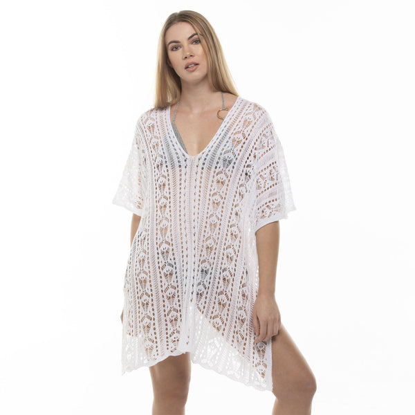 La Class Crochet Cover Up