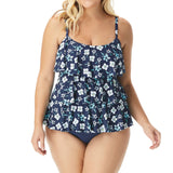 Beach House Jane Ruffle Plus Tankini