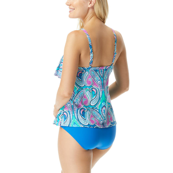 Beach House Jane Ruffle Tankini