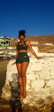 Load image into Gallery viewer, Emerald Bra & Shorts set