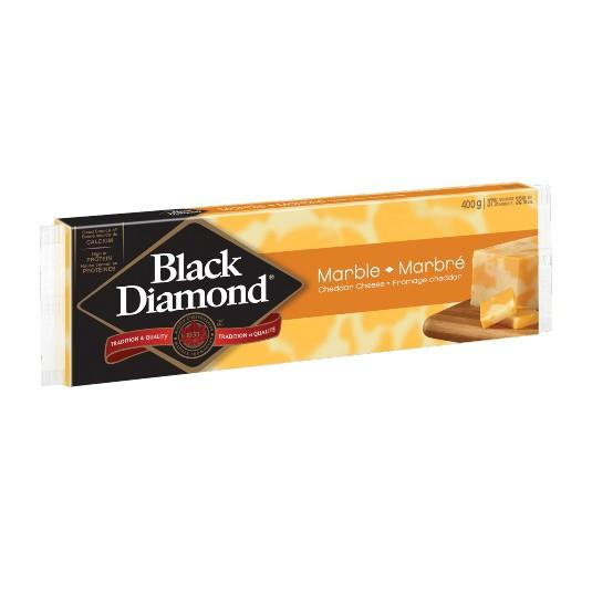 Black Diamond Marble Cheese Bar