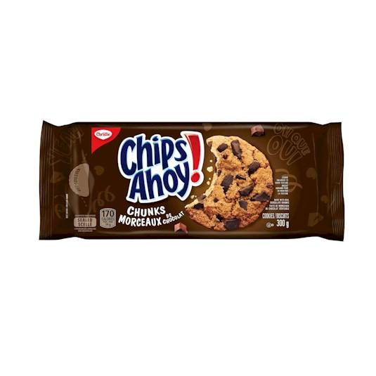 Christie Chips Ahoy Chunks Chips 300g
