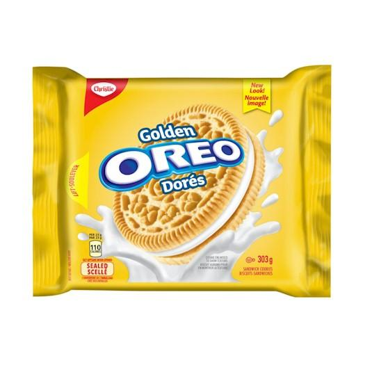 Christie Oreo Golden 303g