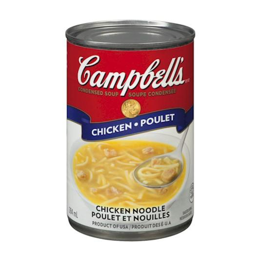 Campbell's Chicken Noodle Soup 284ml