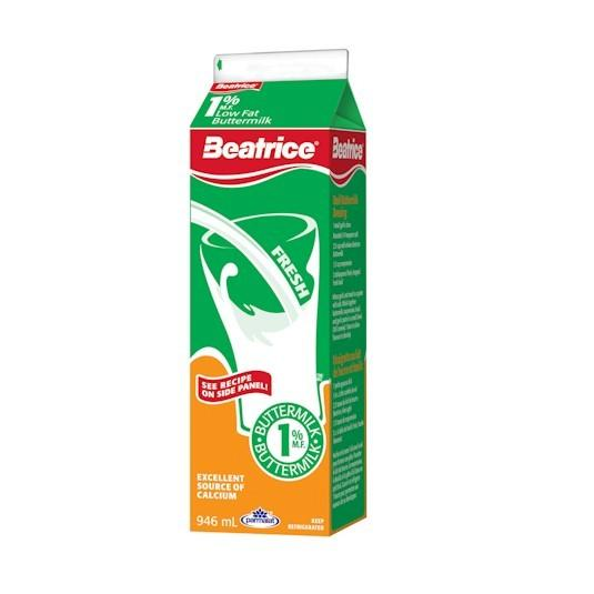 Beatrice 1L Buttermilk