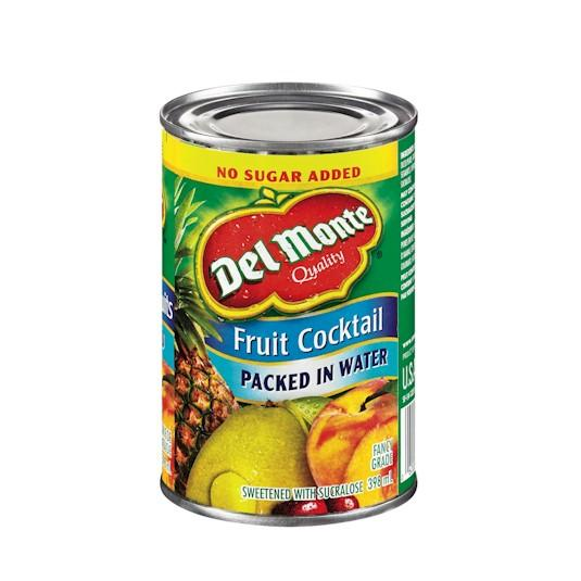 Del Monte Fruit Cocktail (no sugar added) 398ml