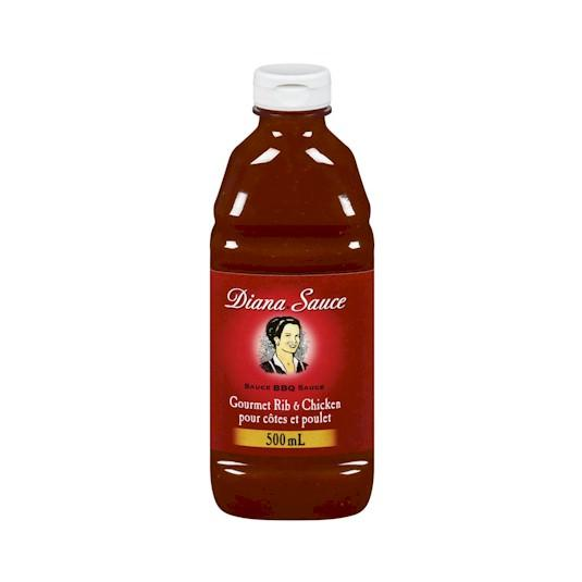 Diana Sauce Chicken and Ribs 500ml