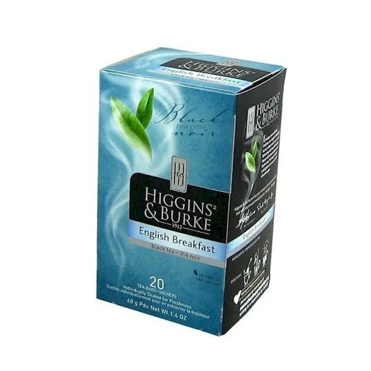 Higgins & Burke English Breakfast Tea 20pk