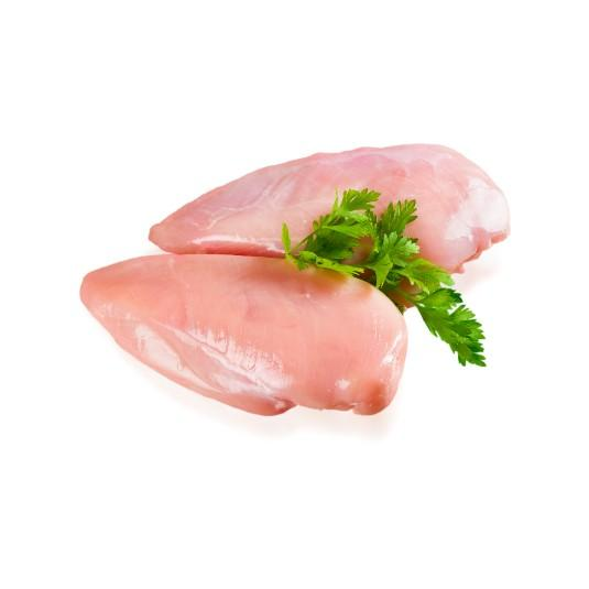 Boneless Skinless Chicken Breasts (Frozen)