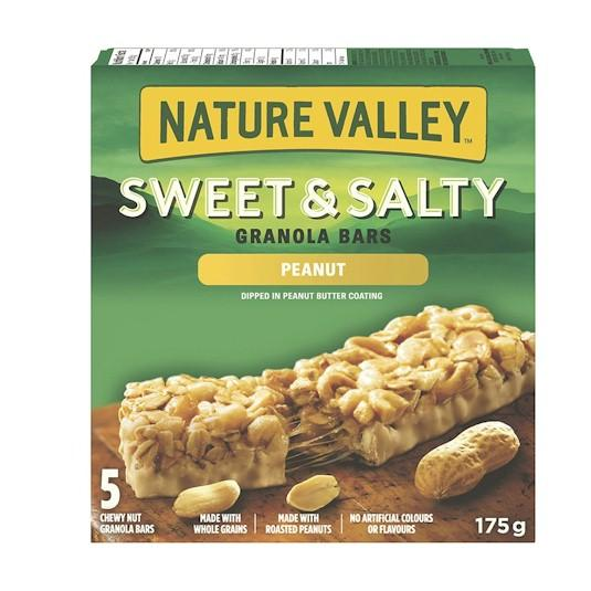 Nature Valley - Sweet & Salty Granola Bar Peanut 6Ct