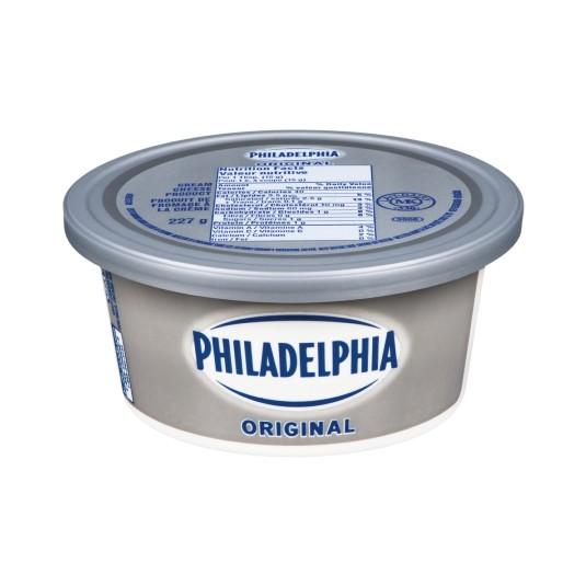 Philadelphia Soft Cream Cheese Plain 227g