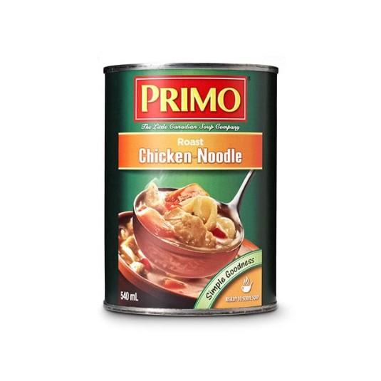 Primo Soup Roasted Chicken Noodle 540ml