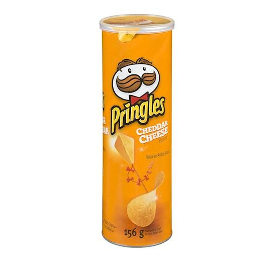 Pringles Cheddar Cheese 156g