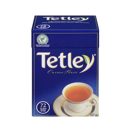 Tetley Tea Original 72pk