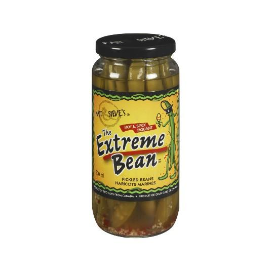 The Extreme Bean Pickled Beans 500ml
