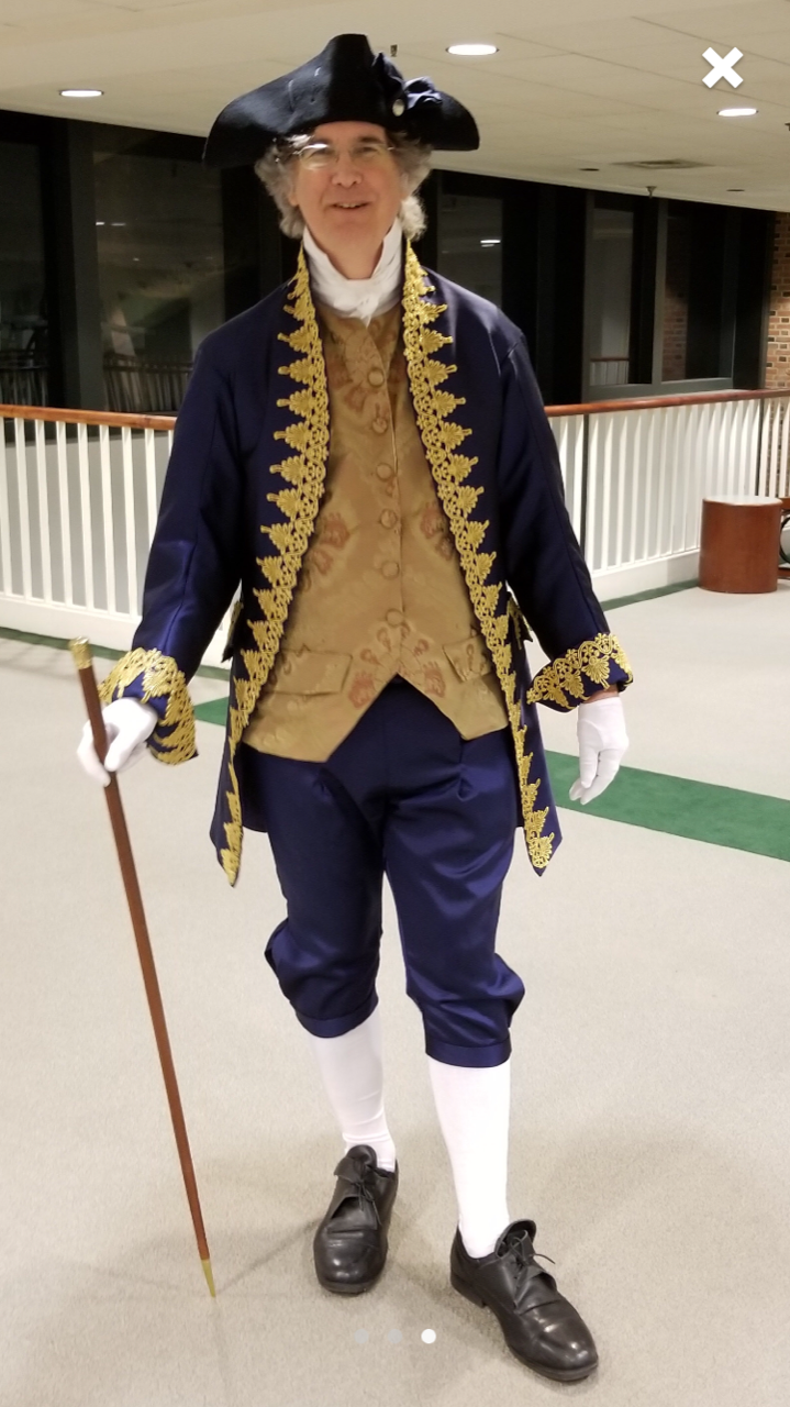 CUSTOM Colonial 18th Century Rococo Georgian Mens Frockcoat Evening dress 1700s outfit includes breeches, waistcoat/vest and shirt