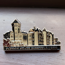 Load image into Gallery viewer, Patton hospital pin 1890