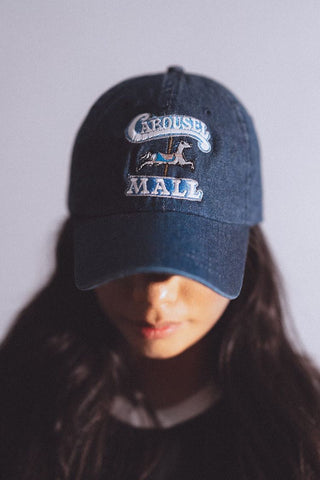 No Cap Denim Cap (Ships on the 27th of May)