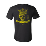 Load image into Gallery viewer, Crowned Skull Short Sleeve T-Shirt