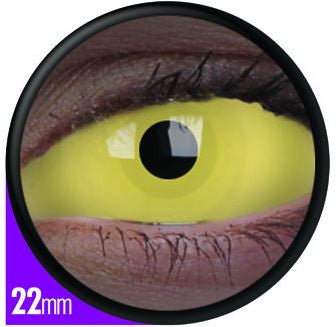 Sclera UV Amazo Contact Lenses Pair