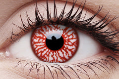 Bloodshot Crazy Contact Lenses Pair
