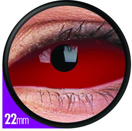 Sclera Cyclop Contact Lenses Pair