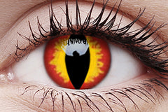 Dragon Eyes One Day Wear Crazy Contact Lenses Pair