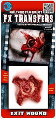 Tinsley 3D FX Transfers - Exit Wound