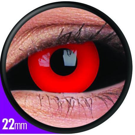 Sclera Gremlin Contact Lenses Pair