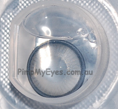 Actual product in Blister - Kronos Crazy Contact Lenses