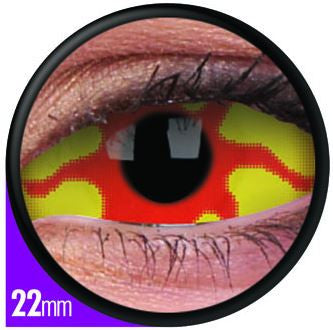 Sclera Nemesis Contact Lenses Pair