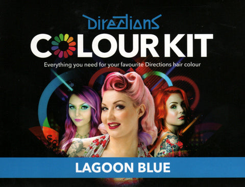 Directions Colour Kit - Lagoon Blue