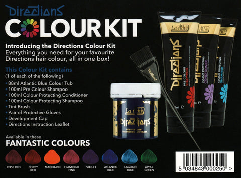 Directions Colour Kit Box
