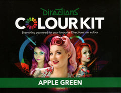 Directions Colour Kit - Apple Green