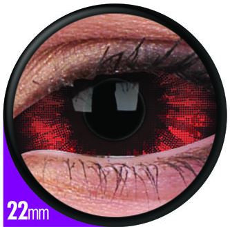 Sclera Sunpyre Contact Lenses Pair